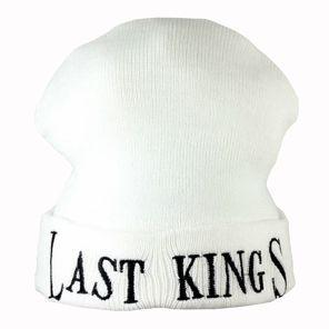 ddcdc9b86 Last Kings - Pharaoh Beanie White   Brands   Beanie, King pharaoh, King