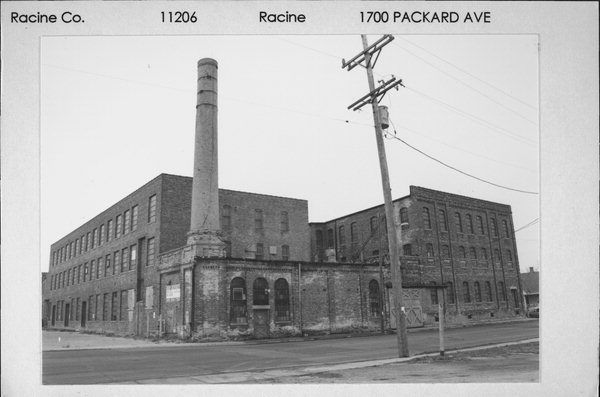 Exceptional The Gold Metal Camp Furniture Manufacturing Company Built In 1894 At 1700  Packard Avenue Racine Wisconsin