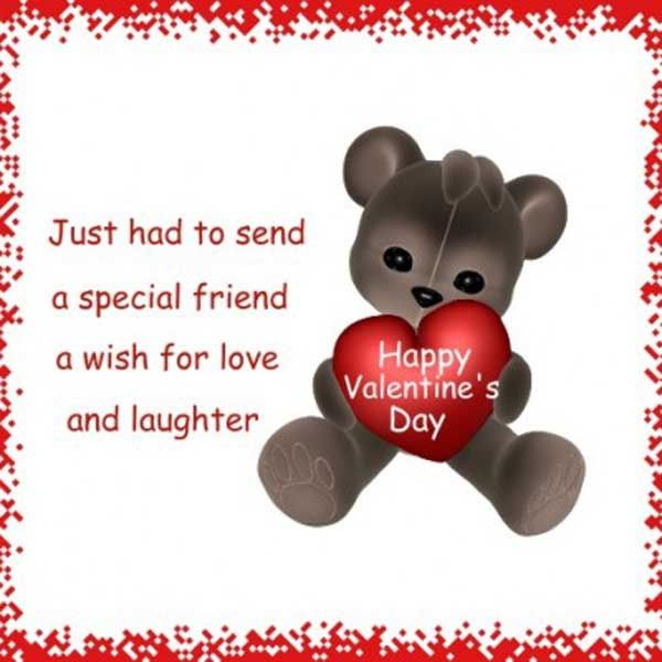 just friends valentines day quotes - Cute Valentines Day Sayings For Friends