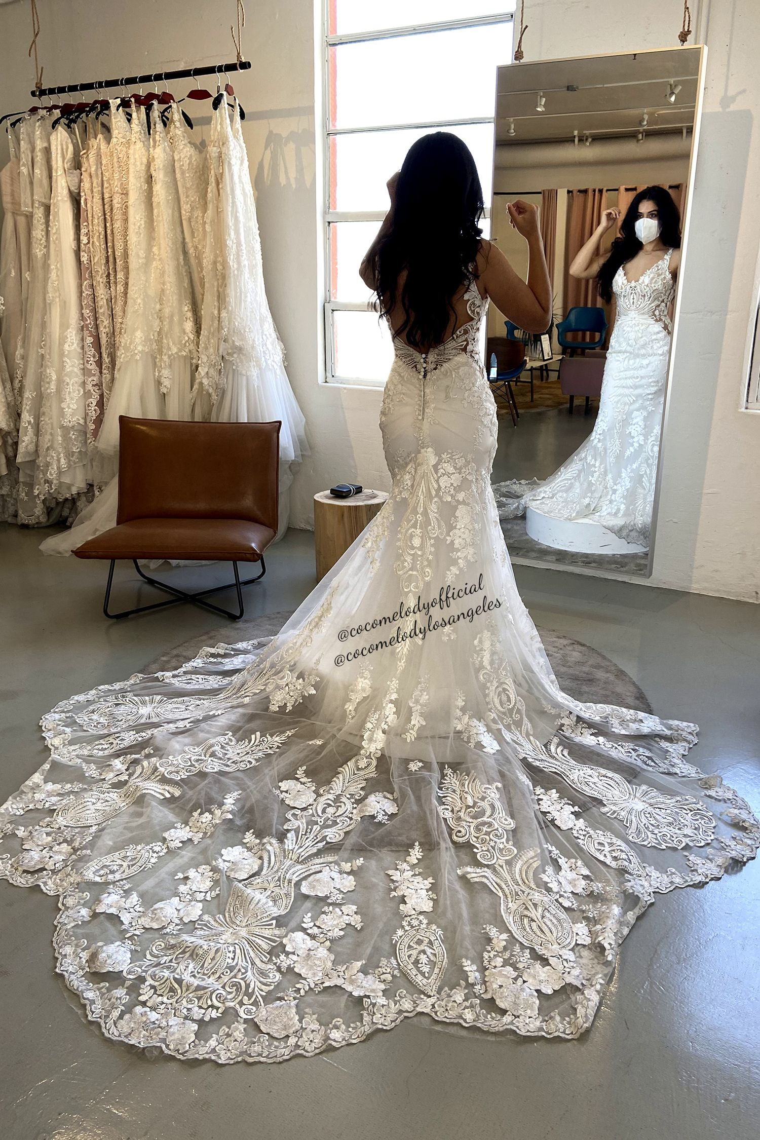 Visit Cocomelody Bridal Stores For A Great Dress Fitting In 2020 Wedding Dresses Bridal Wedding Dresses Lace