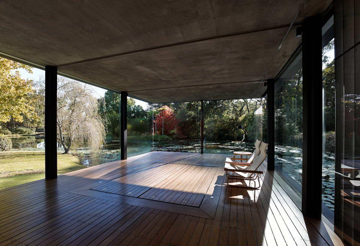 Wirra Willa Pavilion 14 | Sliding doors,French doors | Pinterest