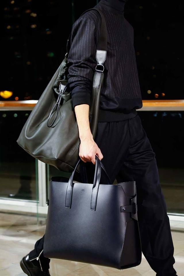 45fd22786 Hermès Cabacity 45 Hermes Men, Hermes Bags, Hermes Handbags, Black Tote,  Fashion