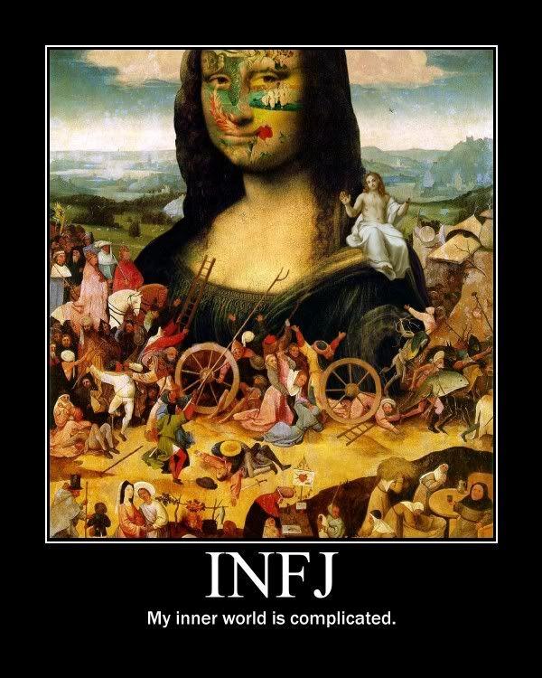 Infj and infj