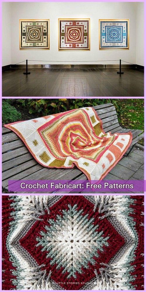Crochet Elements Cal Blanket Free Pattern | Schultertuch, Stricken ...