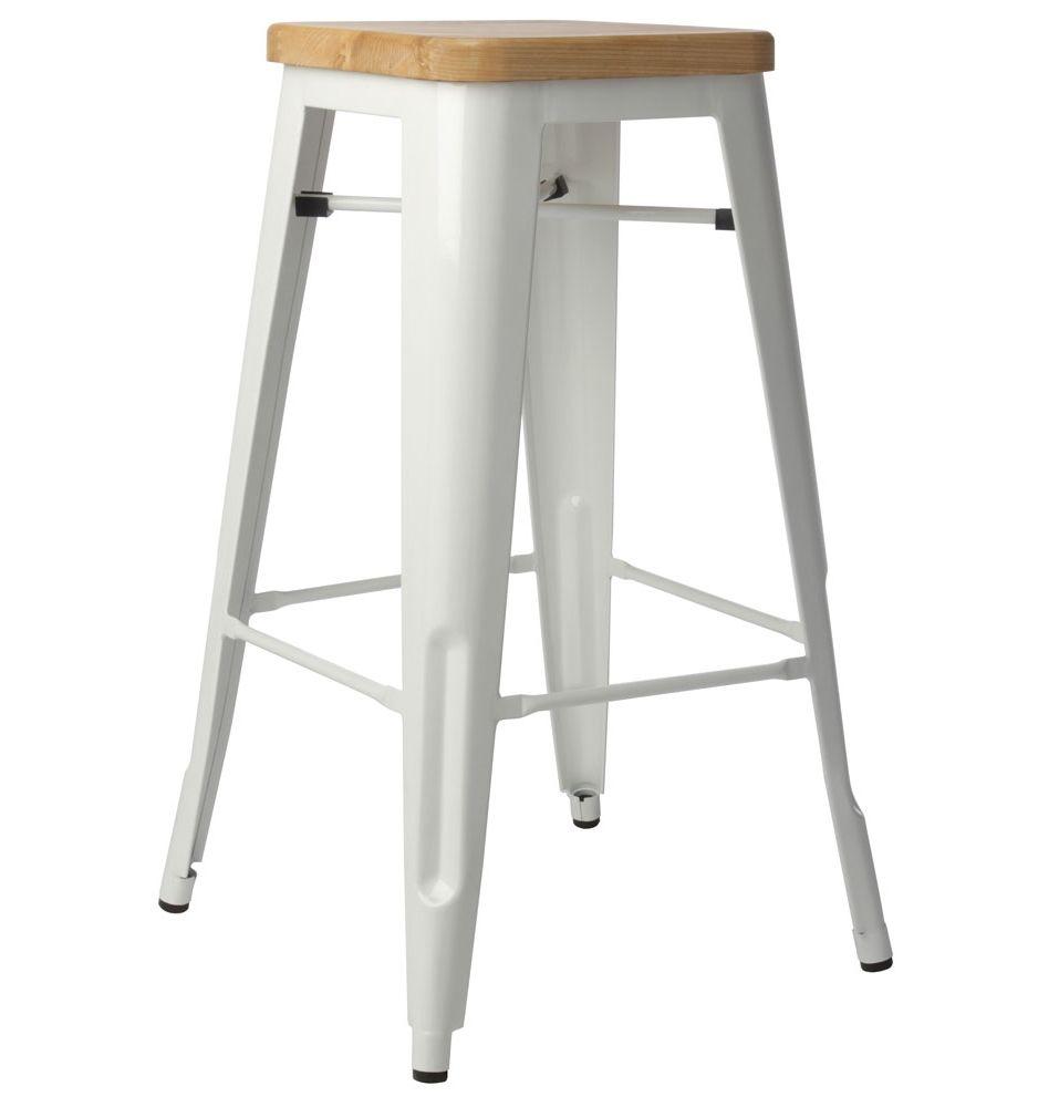 island bench stools replica xavier pauchard tolix stool 75cm ash seat matt