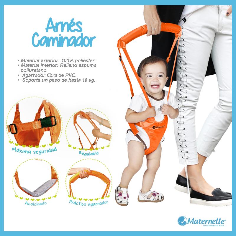 Arnés Caminador Este Arnés Es El Accesorio Ideal Para Bebés Que Están En Edad De Aprender A Caminar Le Ayudará Y Le Enseñará A Dar Sus Pediatrics Donald Baby