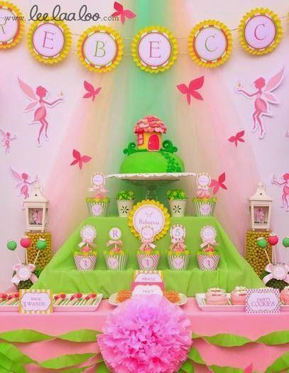 LiliBaby: Fairy Garden Birthday | Projets à essayer | Pinterest ...