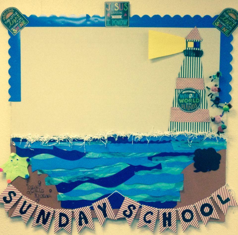 Deep calls to deep Sunday school, Deep calls to deep