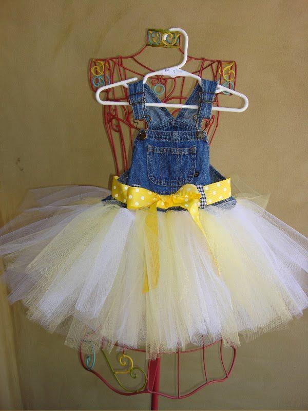 TUTU JEANS wonder if the tutu lady can make this | Tutus | Pinterest ...