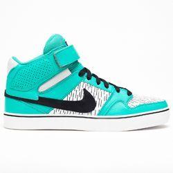 apenas habla recinto  Nike Store. Nike Air Mogan Mid 2 iD Shoe | Nike kicks, Shoes, Skate shoes