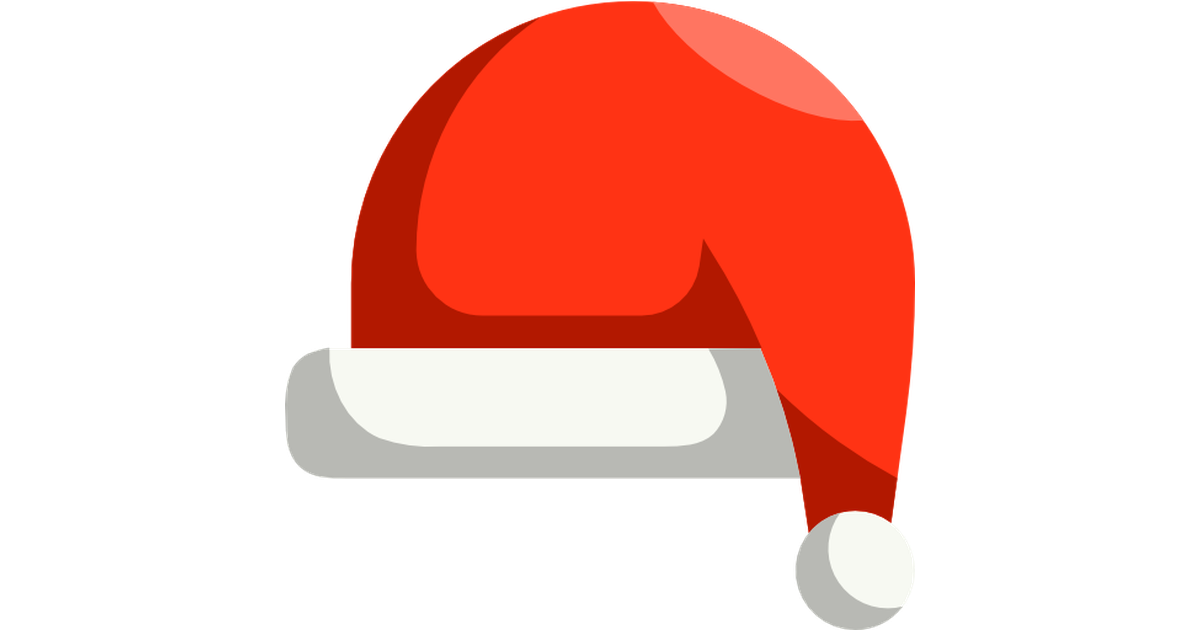 Christmas Hat Free Vector Icons Designed By Wanicon Vector Free Vector Icon Design Free Icons