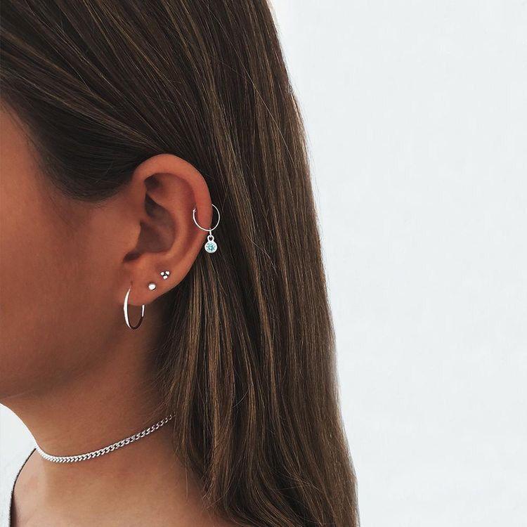 jesuisromyx   Earings piercings, Ear piercings, Ear jewelry