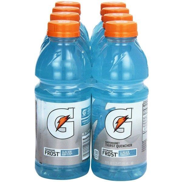 8 Ct 20 Oz Glacier Freeze Frost Gatorade Gatorade Grocery Walmart Frozen