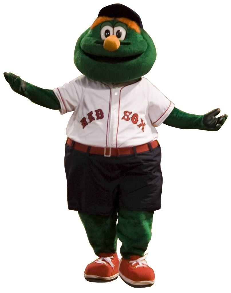 Mlb Boston Red Sox Wally The Green Monster Limited Collectors
