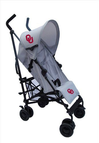 University Of Oklahoma Gray Umbrella Stroller Future