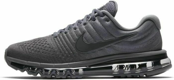 Mens nike air max 2017 athletic running shoes 849559 008