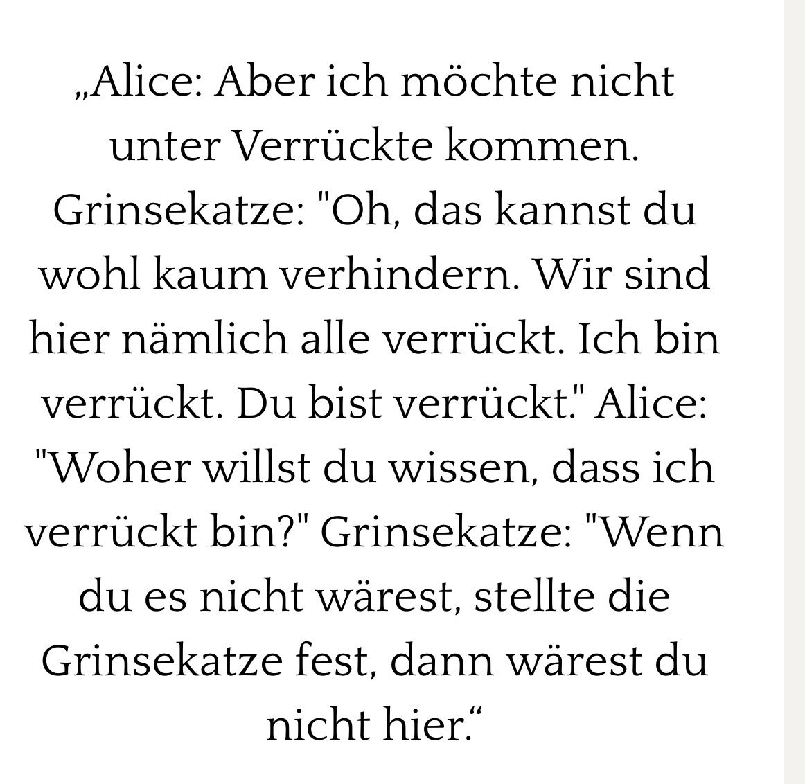 Cool Alice Im Wunderland Zitate Beste Wahl Movie Lines, Disney Quotes, Ute, In Wonderland,