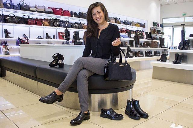Gipys vede Nero Giardini #scarpe #calzature #NeroGiardini