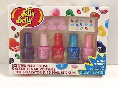 5 Pack Mini Nail Polish Collection Neon Colors | Nail polish ...