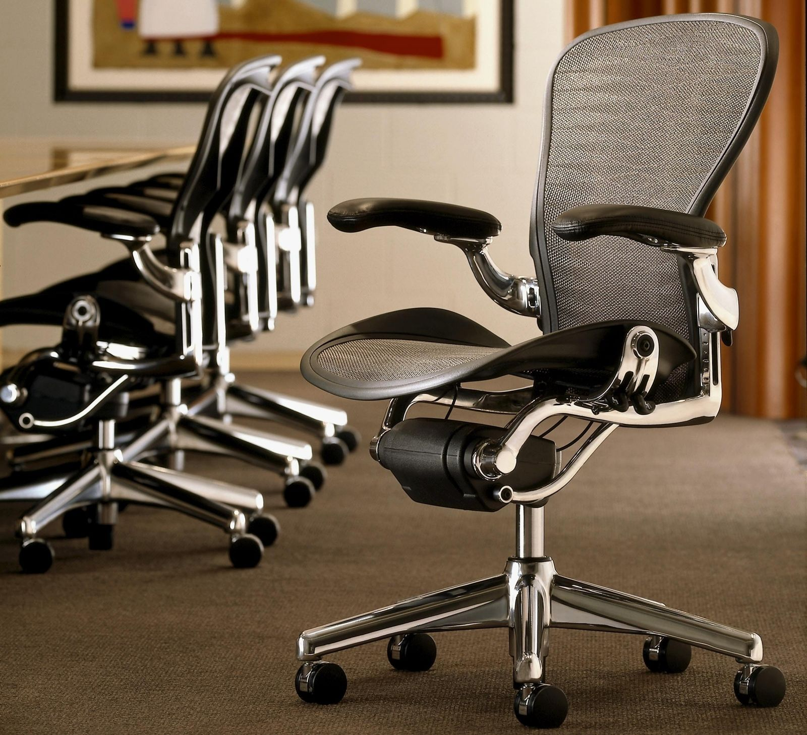 Miller Bürostuhl herman miller aeron chair review interiors design ideas