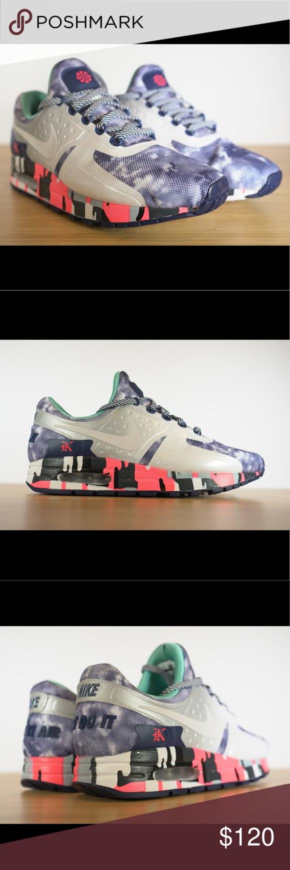 sale retailer 7960a e37a9 Nike Air Max Zero IMG (GS) Imaginairs Wang Junkai Nike Air ...