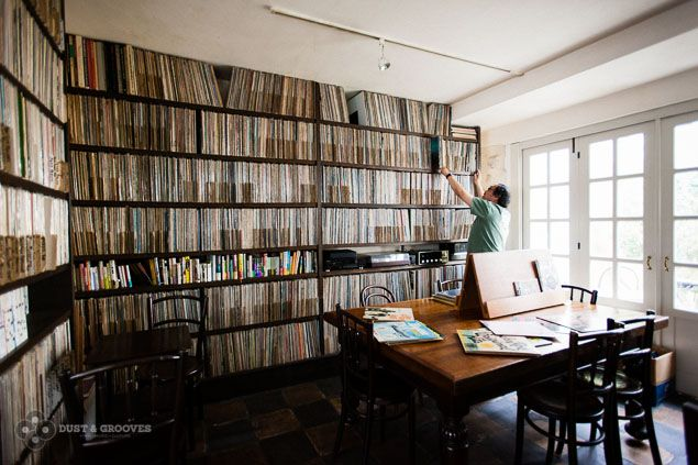 Junichi Music Rooms Pinterest Record Collection Vinyl Storage And