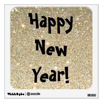 New years vintage woman drinking glitter wall sticker walldecals home decor cyo custom wall decals wall decals pinterest