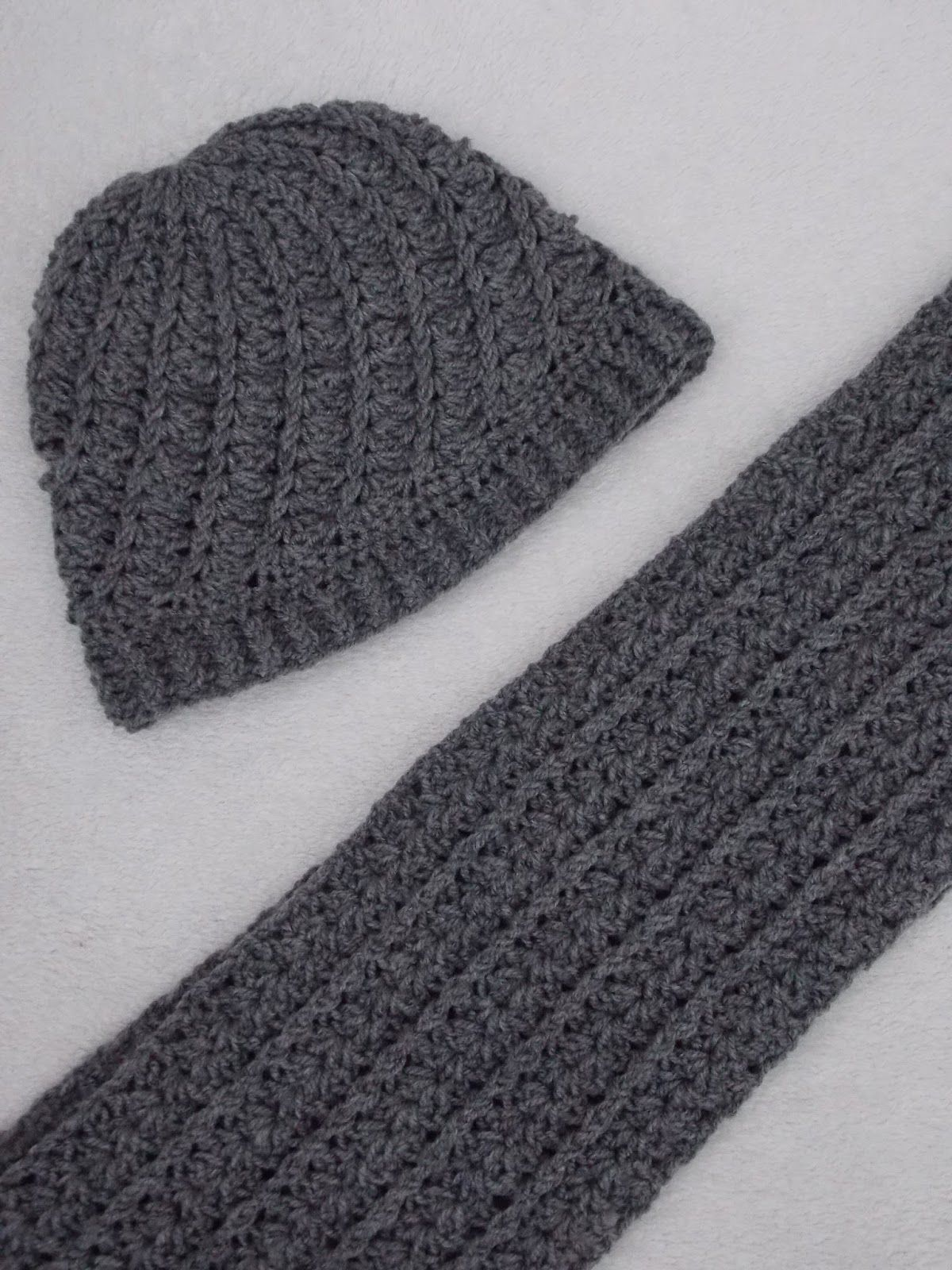 Sjaal En Muts Gratis Patroon Link Scarf And Hat Free Pattern
