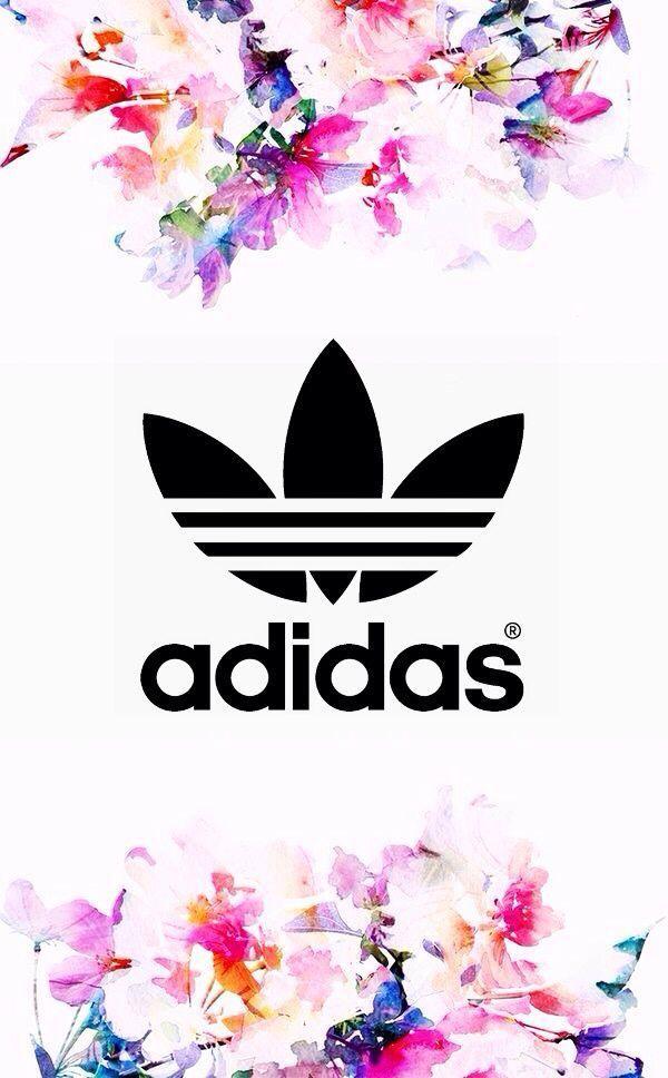 Fond D Ecran Adidas Fleurs Iphoneachtergronden Adidas Wallpapers Adidas Backgrounds Adidas Background