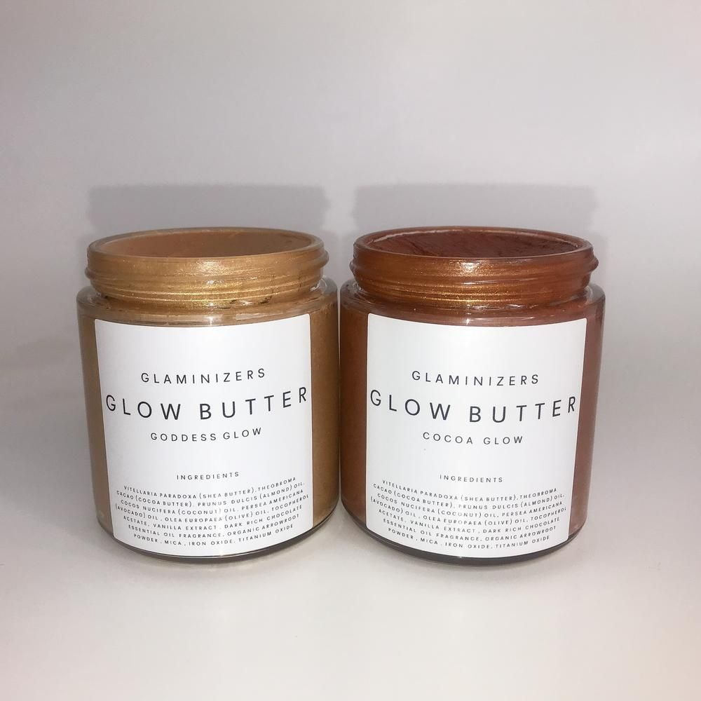 Glow butter in 2020 homemade body butter whipped body