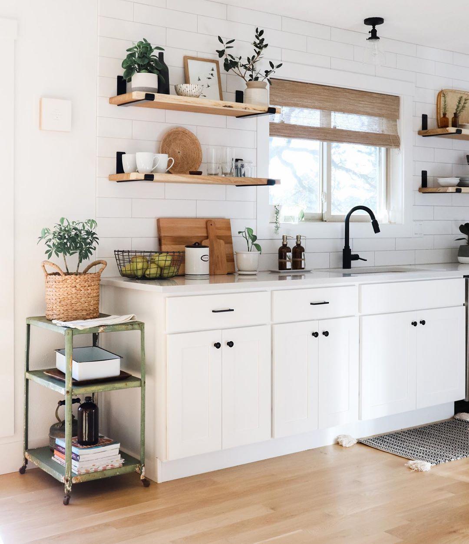 """Sedie Alte Da Bar Design allisa jacobs   home design on instagram: """"a clean kitchen"""