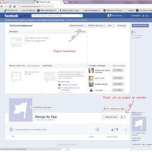 Zakelijke facebookpagina koppelen aan je facebookaccount. Oplossingen voor mogelijke problemen.