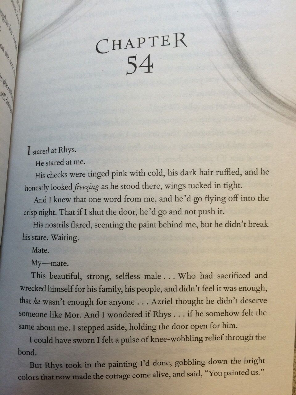 By Far The Best Chapter Of The Series Book Passage Sarah J Maas