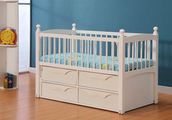 Baby Cot Baby Cot Baby Bed Baby Cradle Wooden
