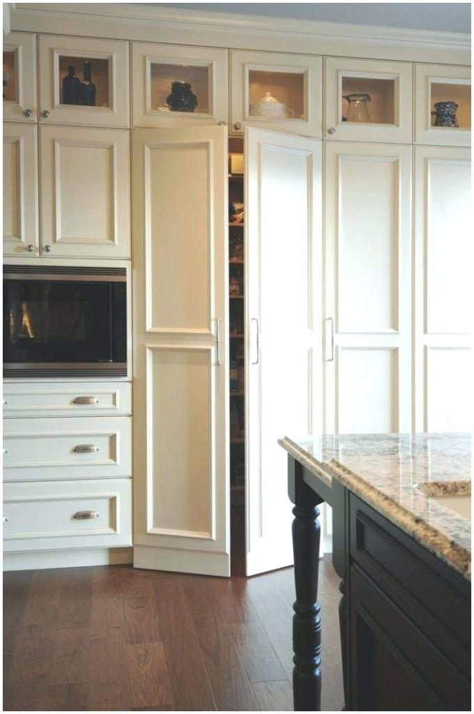 Kitchen Cabinets Glass Doors Glass Front Upper Kitchen ...