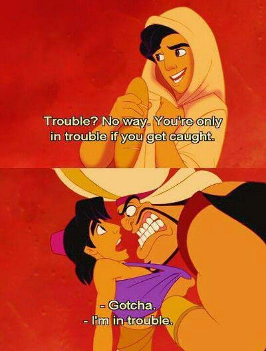 Aladdin, love Disney!