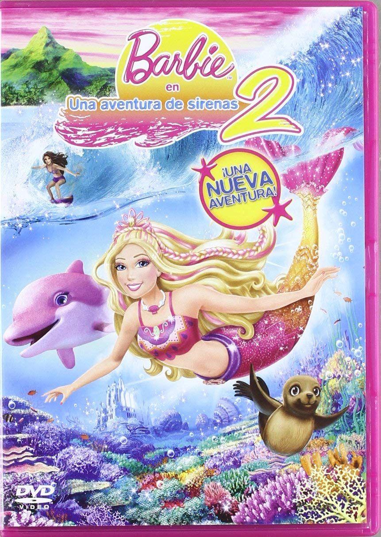 Barbie Colecci N Sirenas Mermaidia Una Aventura De Sirenas Una Aventura De Sirenas 2 Dvd Sirenas Mermai La Sirenita 2 Películas De Barbie Barbie Sirena