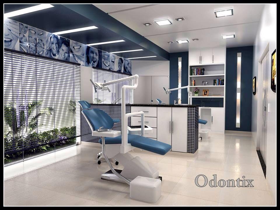 Cubiculo dental centro odontol gico en 2019 pinterest for Despachos de diseno de interiores df