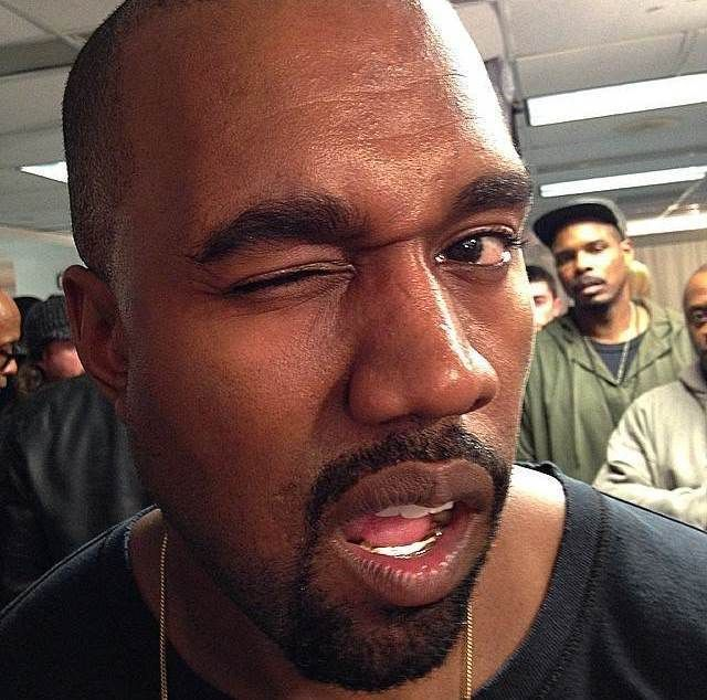 Kanye Explains Why His First Show For Adidas Made North Cry Kanye West Songs Kanye West Kanye