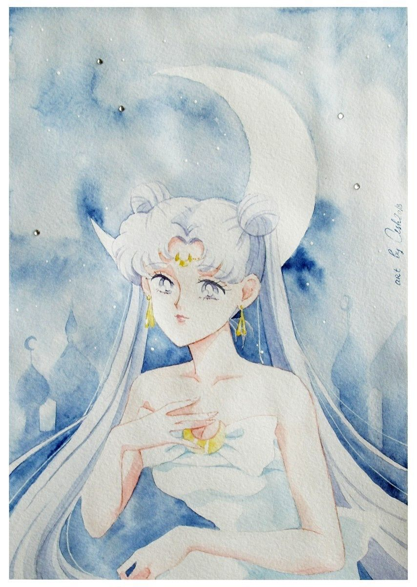 Pin by Heather Pixley on Fanart Sailor Moon   Pinterest   Sailor ...