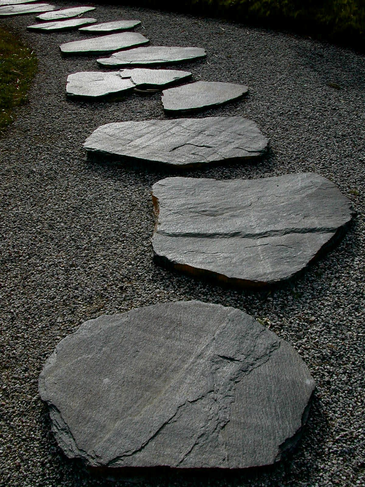 New Stone Rocks for Garden