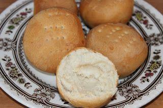 In 5 stappen harde broodjes uit je eigen oven! - Bakken Zoals Oma