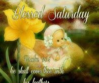 Blessed Saturday