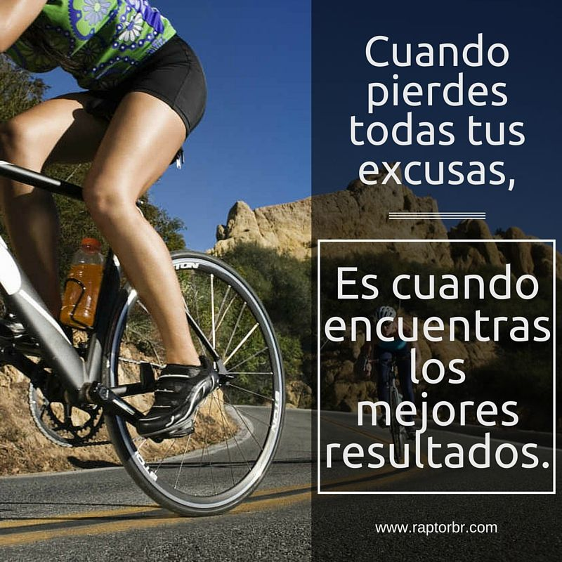 Raptor Ciclismo Frases Motivación Ciclismo Motivacion