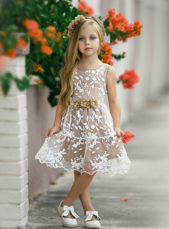 Girls Dress Lace Flower Girl Dress Girls Dress Girls Lace Etsy In 2020 Flower Girl Dress Lace Girls Lace Dress Girls Dresses