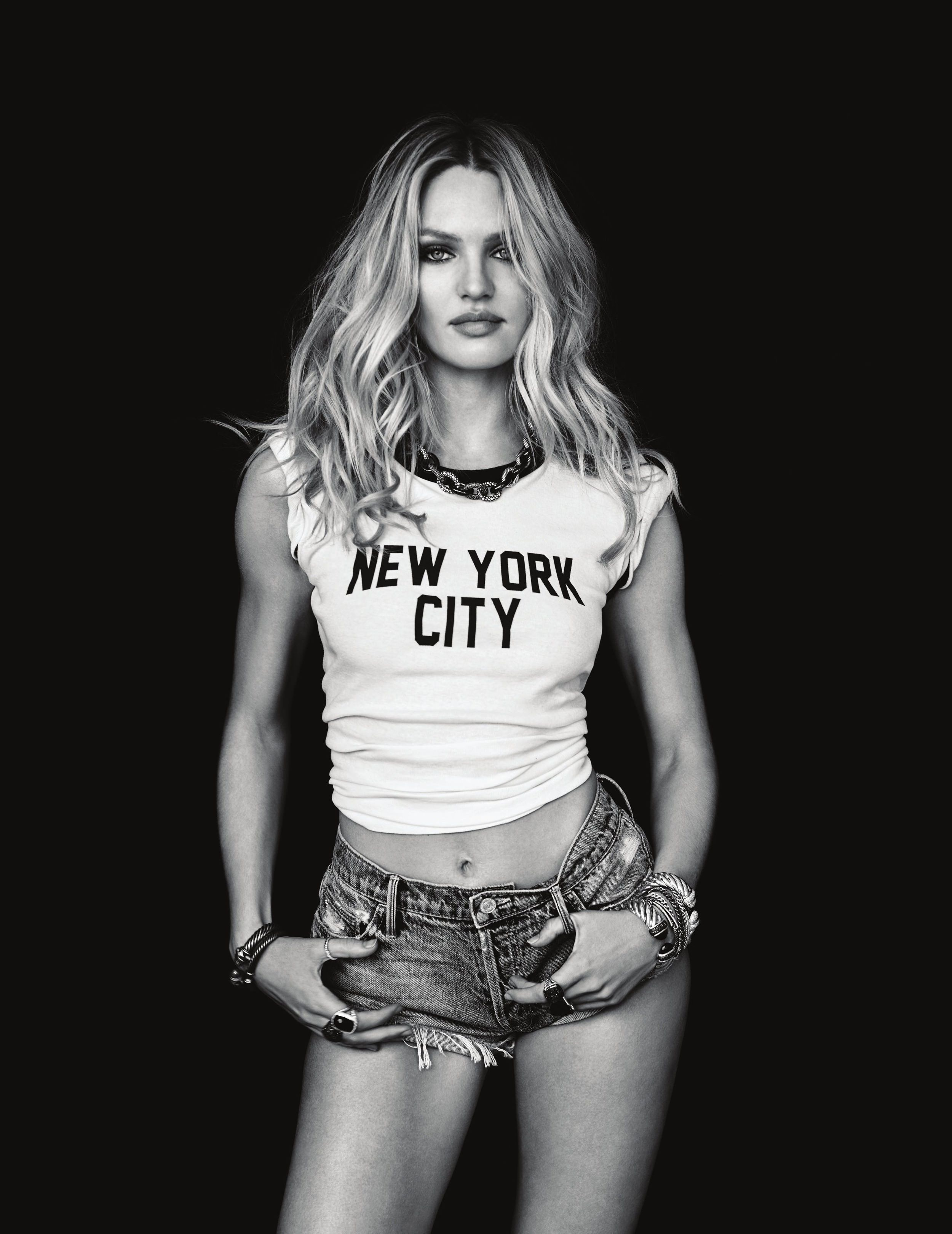 Candice Swanepoel My Town Magazine Fall 2015