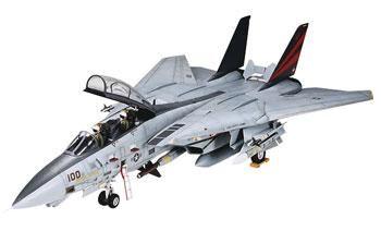Tamiya 1//32 Navy Grumman F-14 A TOMCAT  Black Knights Jet Fighter Kit  60313