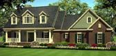 Craftsman Style House Plan with 3 Bed 2 Bath 2 Car Garage