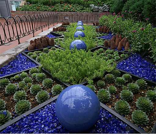 great ideas for using rock mulch in your landscape planting areas and garden tips - Garden Design Using Rocks