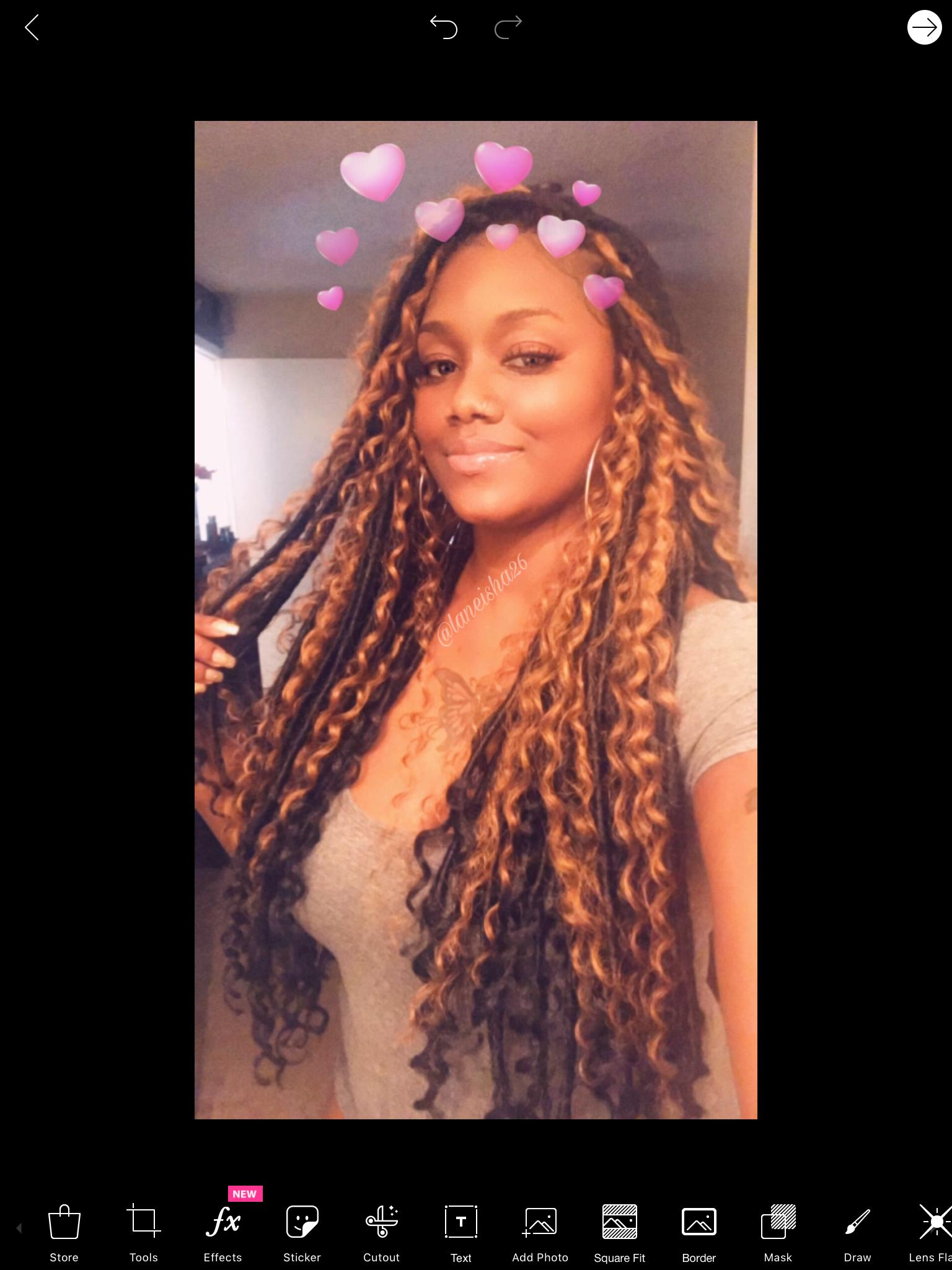 Pin By Laneisha Adams On Knotless Locs Jacksonville Fl In 2018